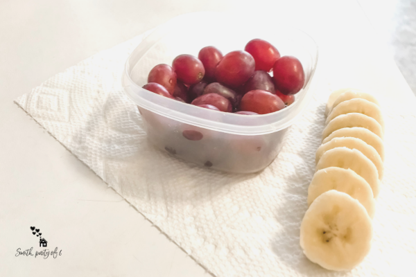 Healthy Snack -- Library Tips