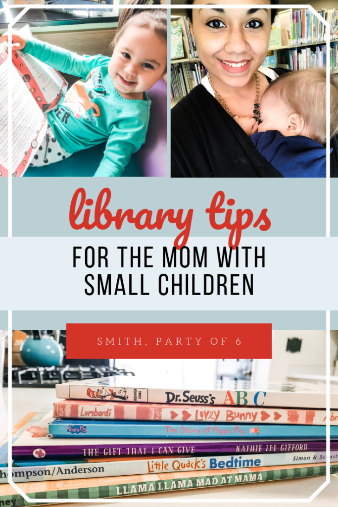 Library Tips for Moms