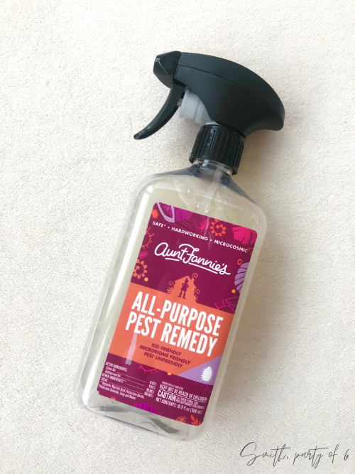 Aunt Fannie's All-Purpose Pest Remedy