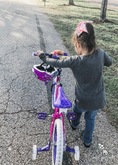 Bike Ride Exit Strategy -- Library Tips