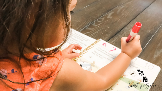 Wipe-Clean Books are perfect writing practice for 2-Year-Olds