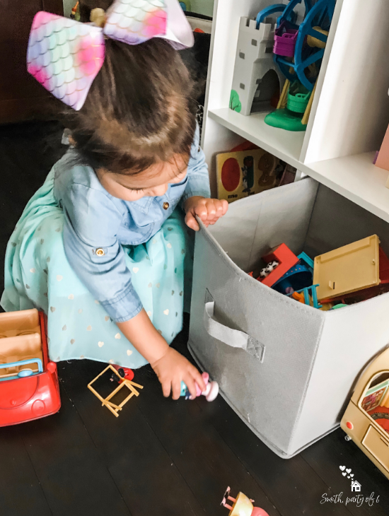 Picking Up Toys -- How Giving Kids Responsibilities Strengthens Family Culture