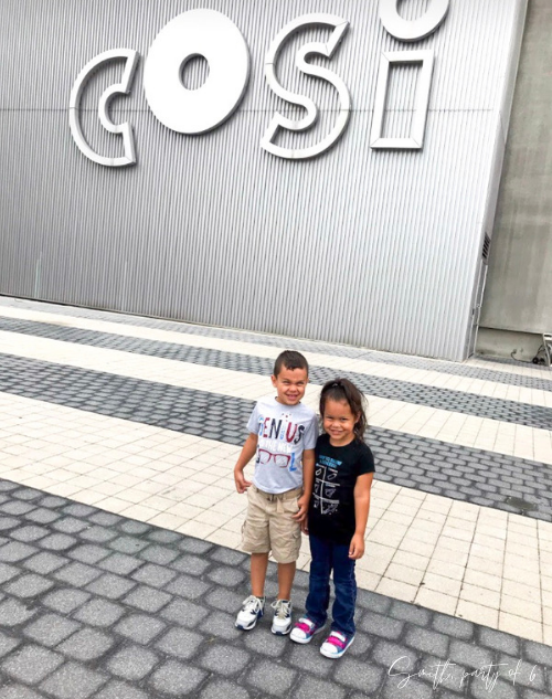 We love trips to COSI -- The Benefits of Homeschooling