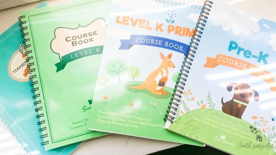 The Good & the Beautiful -- Planning Homeschool Year